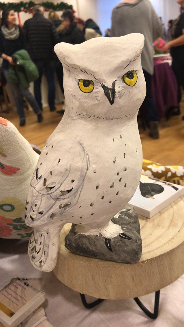 Schnee-Eule Hedwig(c)karinkammlander