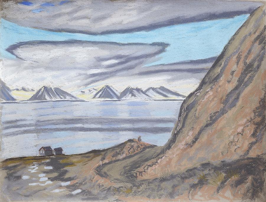 Bjørndalen-Spitzbergen