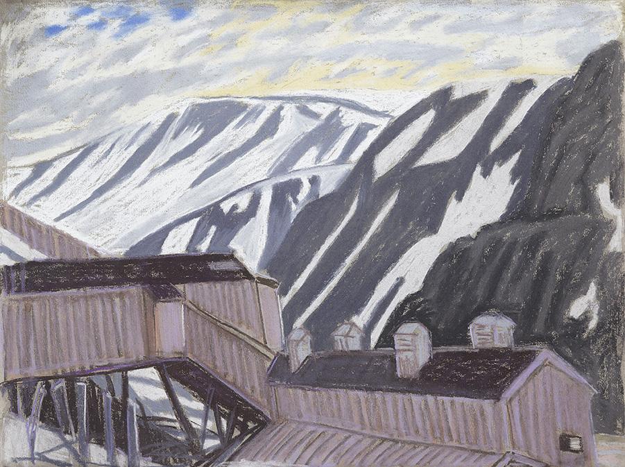 Grube-Nr.-2-Longyearbyen-Spitzbergen(c)kheymach
